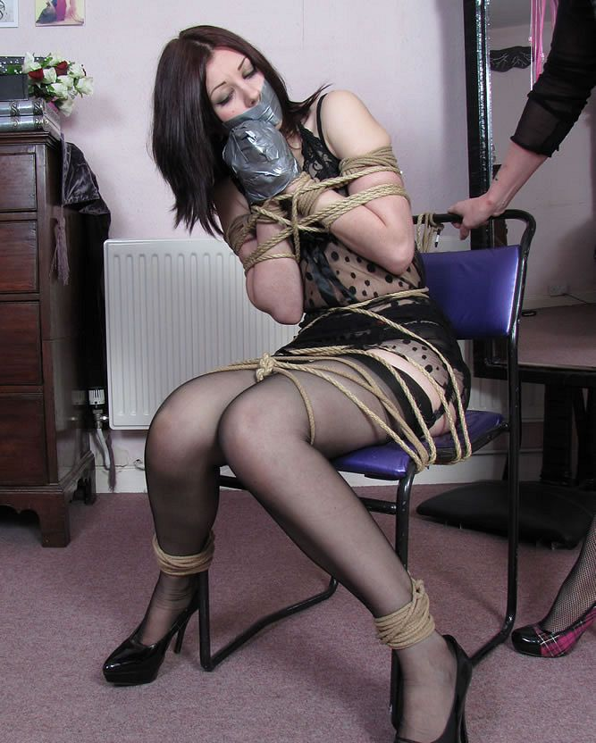 Naked Girls Tied And Gagged