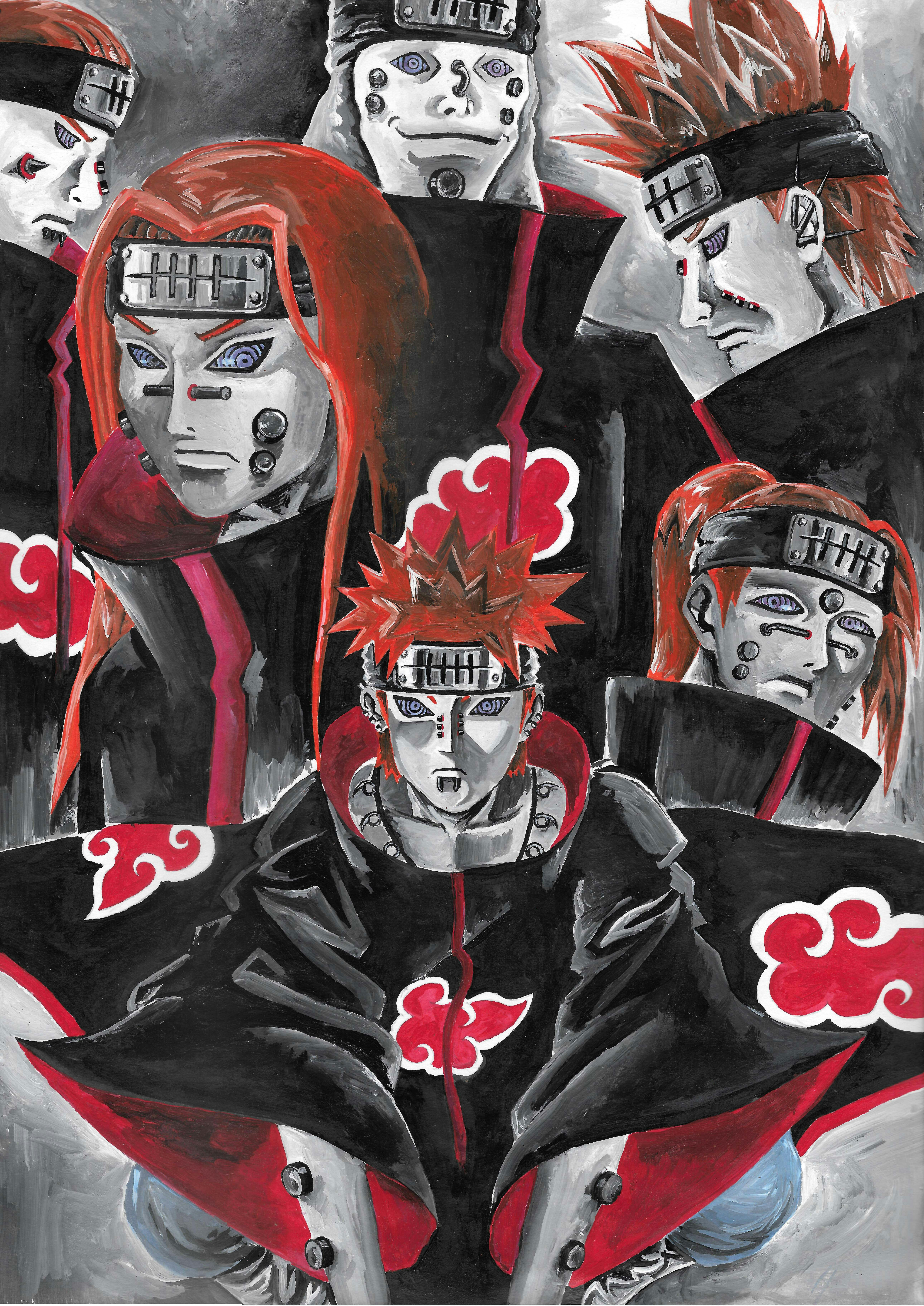 Pin Em Sasuke