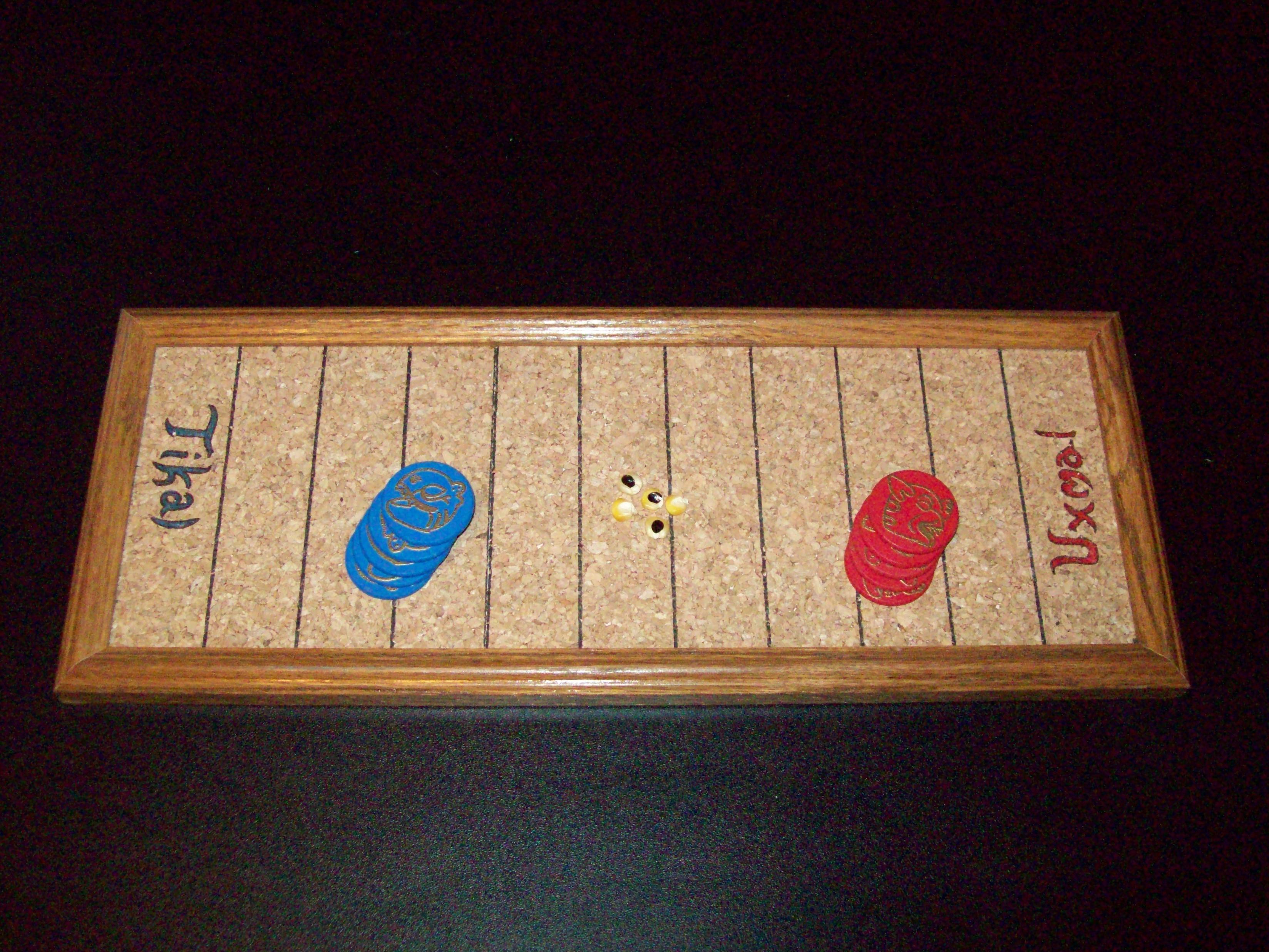 Bul is an ancient Mayan game Itu0027s