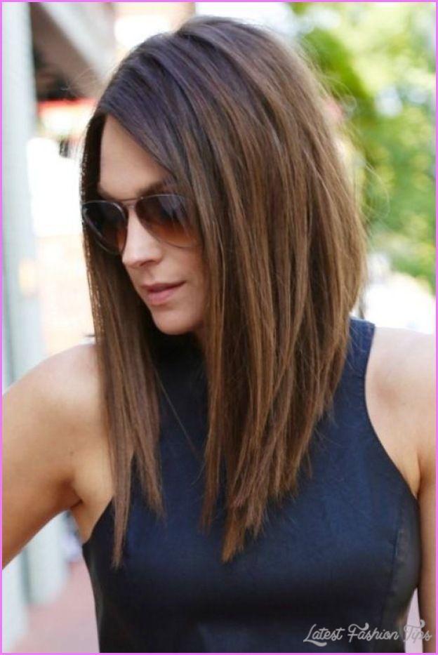 cool Long haircuts for women cool Long