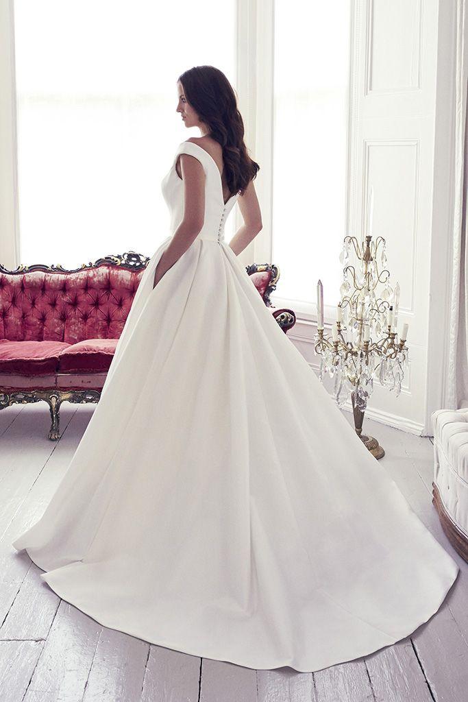 Monet by Suzanne Neville  Wedding Atelier  wedding