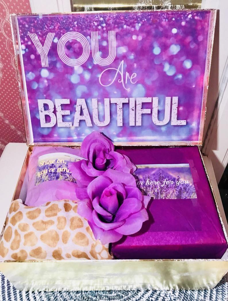 40th Birthday Box. 40th youarebeautifulbox. 40 and