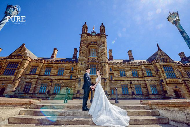 Today La Bride will introduce to you another one of Australia's beloved universities, The University of Sydney. As the name suggests the University of Sydney is situated in Sydney, the capital of New South Wales!