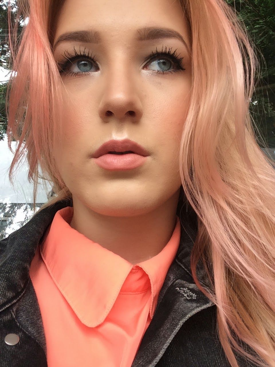 My Fashion Beauty Blog Loreal Feria Pastel Soft Punch Review Pastelhair