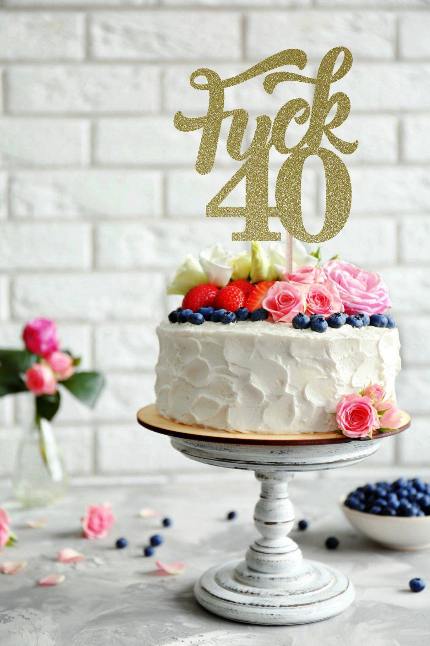Any Name Happy 31st Birthday Cake Topper 31st Birthday