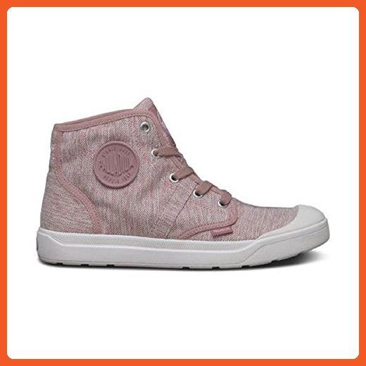 74465ddb3a9d6 Palladium Pallarue HI TX (8 B(M) US, Oldrse/Mrshmllw) - Sneakers for ...