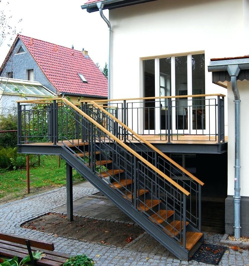 23+ Treppe vom balkon in den garten bauen 2021 ideen