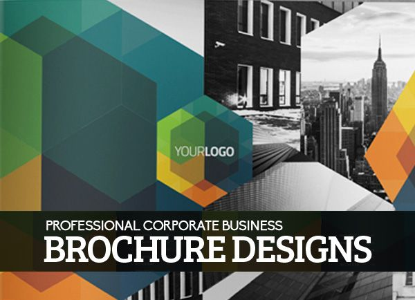 21 Professional Brochure Designs for Corporate Business ...