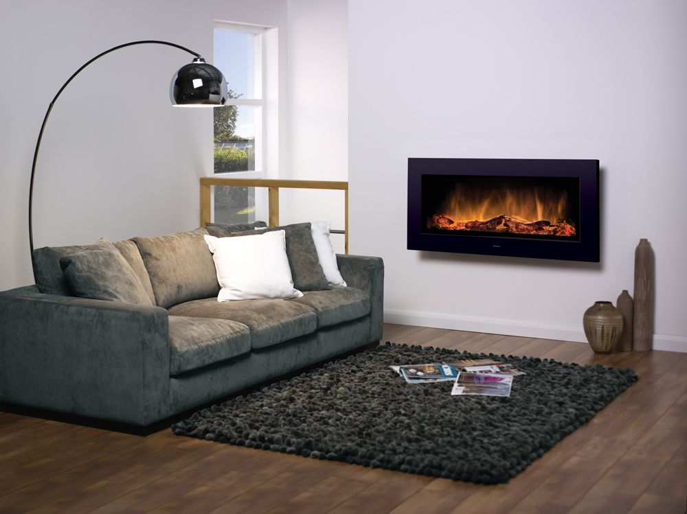 Dimplex Sp16 Optiflame Wall Cassette Electric Fire From