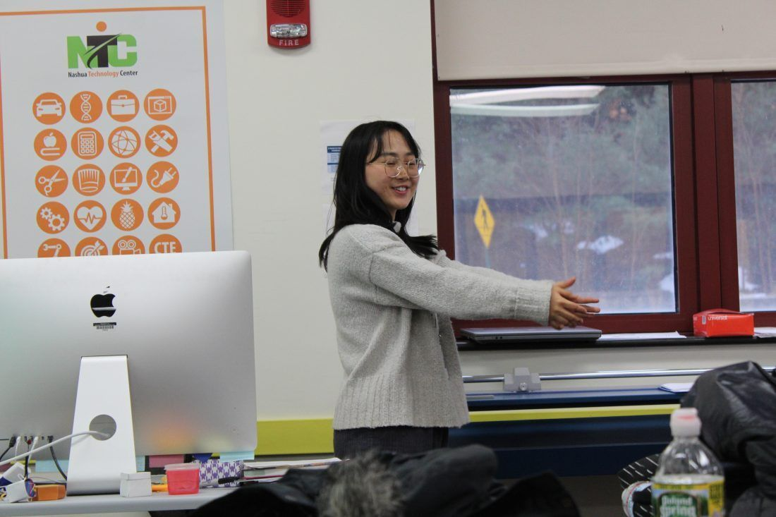 Chinese students visit Nashua News, Sports, Jobs The