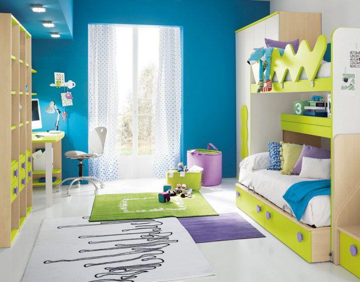 Cuarto de ni o azul y verde habitaci n hombres - Combinacion colores habitacion ...