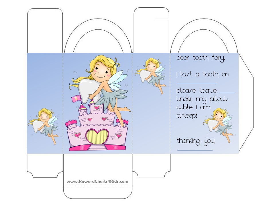 for Fairy letters to child
