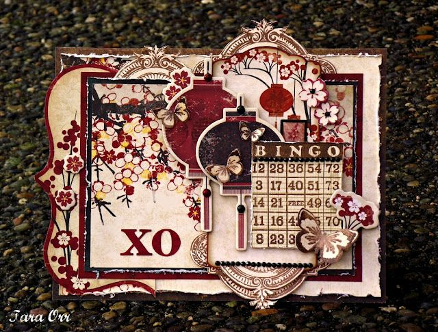 LOVE this! Serenity collection with a vintage flair.  Look close to see stamping and other details. @Tara Orr #bobunny