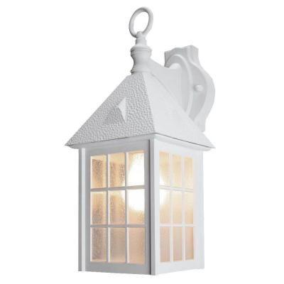Coastal Outdoor Lighting Entrancing Newport Coastal Belmont White Outdoor Wallmount Lantern  Outdoor