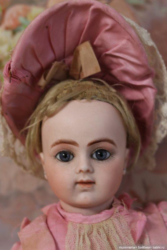 Антикварная француженка - самая желанная Réjane by BRU ...