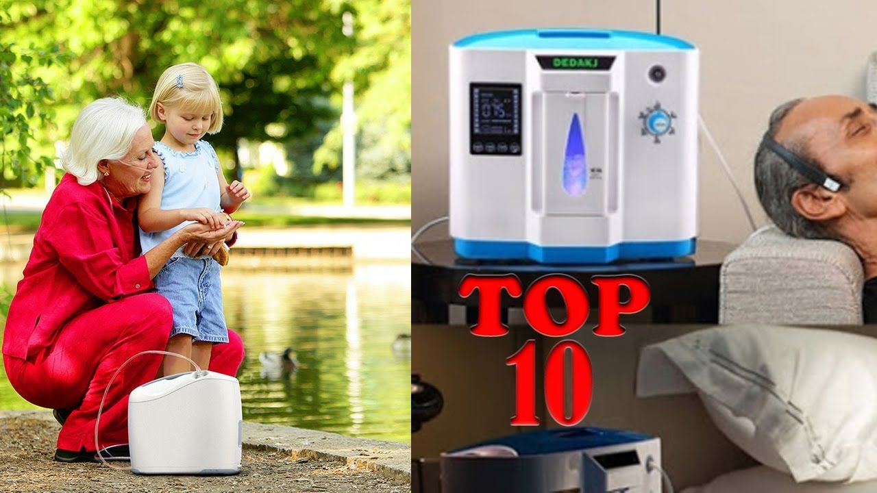 what is the best continuous flow portable oxygen concentrator
