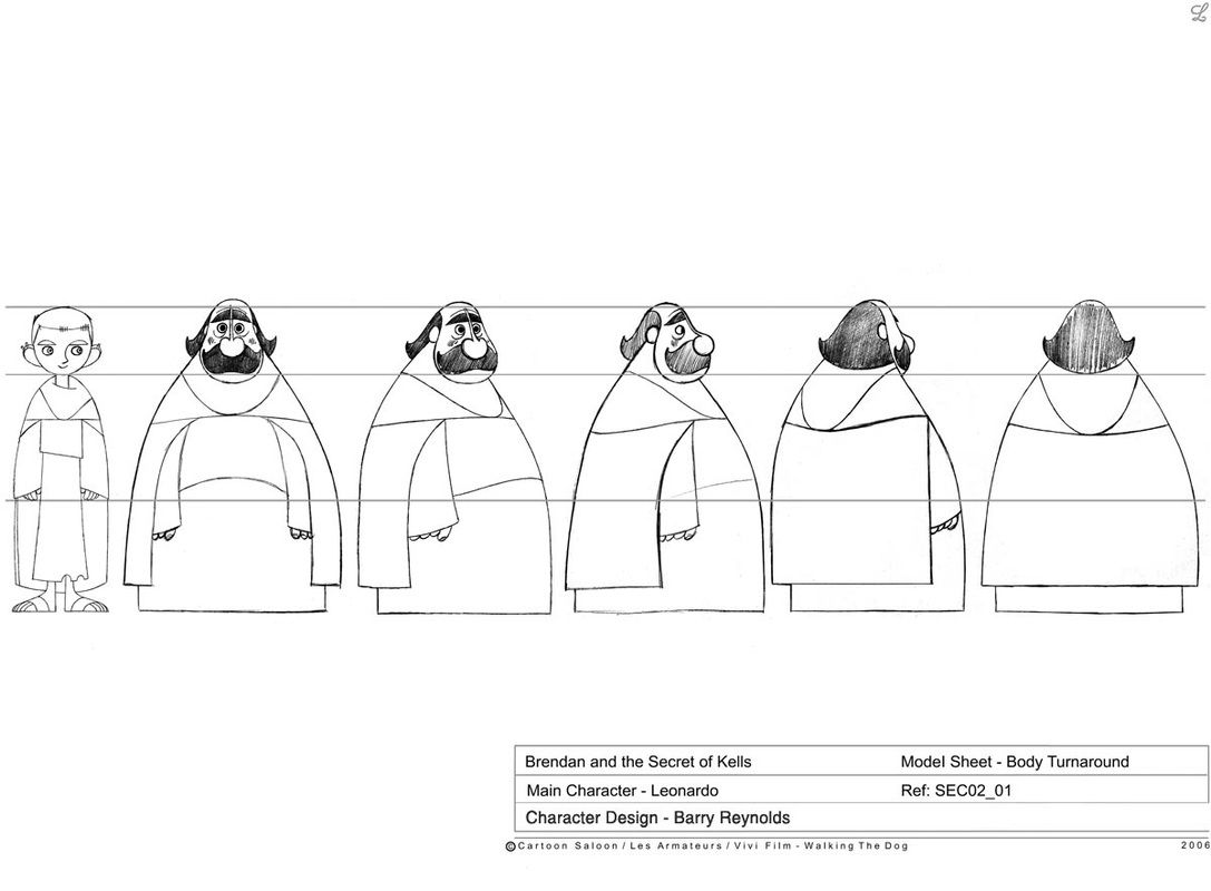 Pin By Erika G Eguia On Art Of Secret Of Kells The Secret Of Kells Character Design References Character Design Inspiration