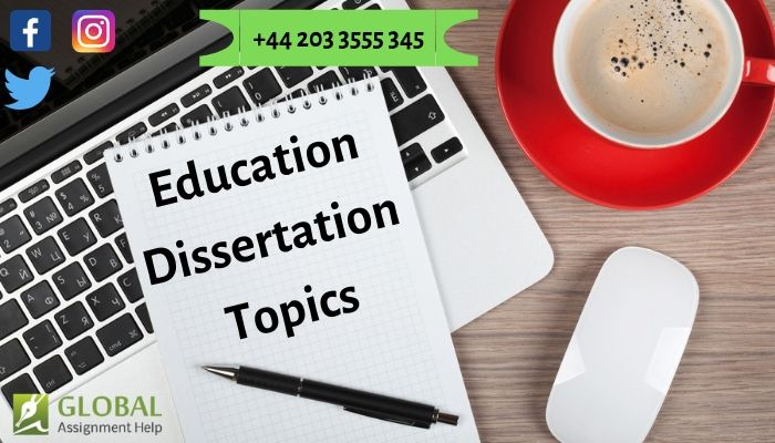 Best education dissertations
