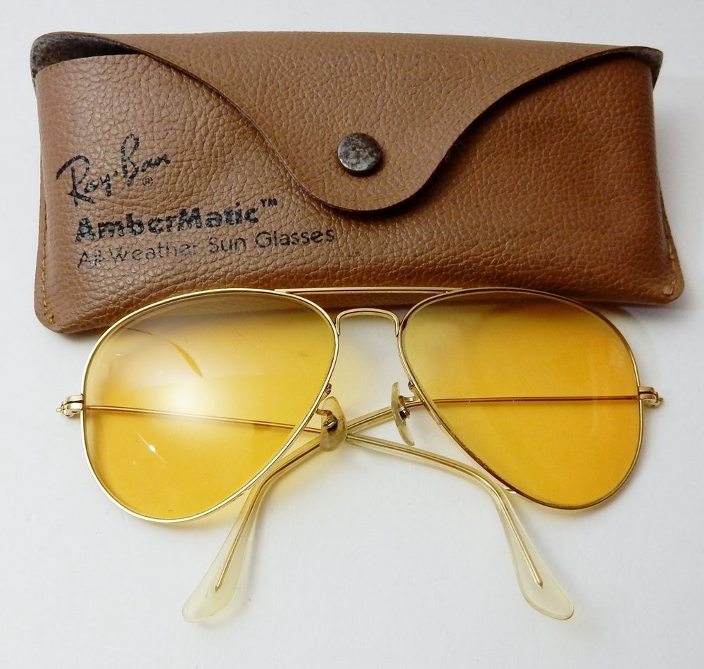 ray ban aviator glasses case