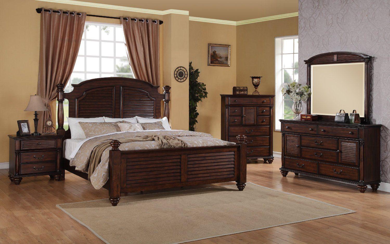 Best Amazon Com Elements 5 Piece Dilon Bedroom Set Queen 640 x 480
