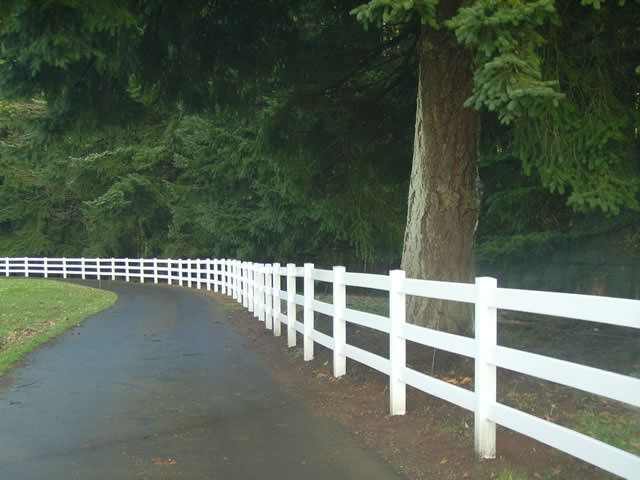 Can You Add Height Extension To White Vinyl Fences