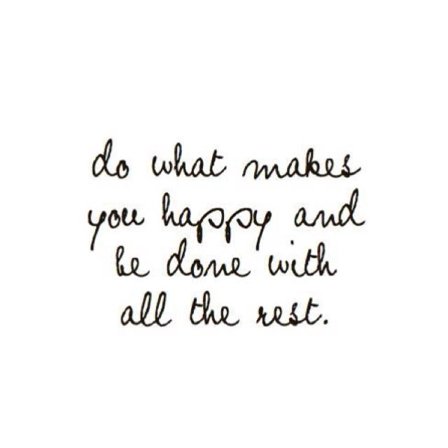 Short Quotes About Being Happy Custom Pinsally Izquierdo On Quotes And Inspiration  Pinterest