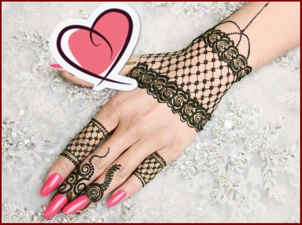 Latest Eid Henna Mehndi Designs