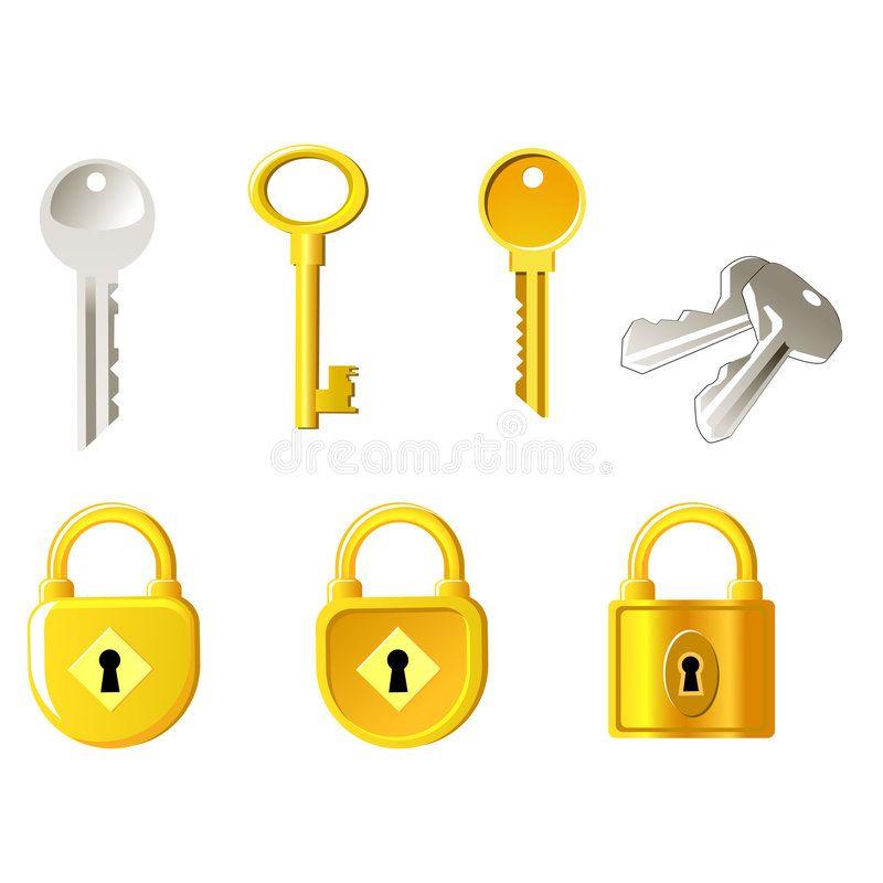 Lock And Keys Several Different Locks And Keys Affiliate Lock Keys Locks Ad Jewelry Drawing Lock Photo Lock