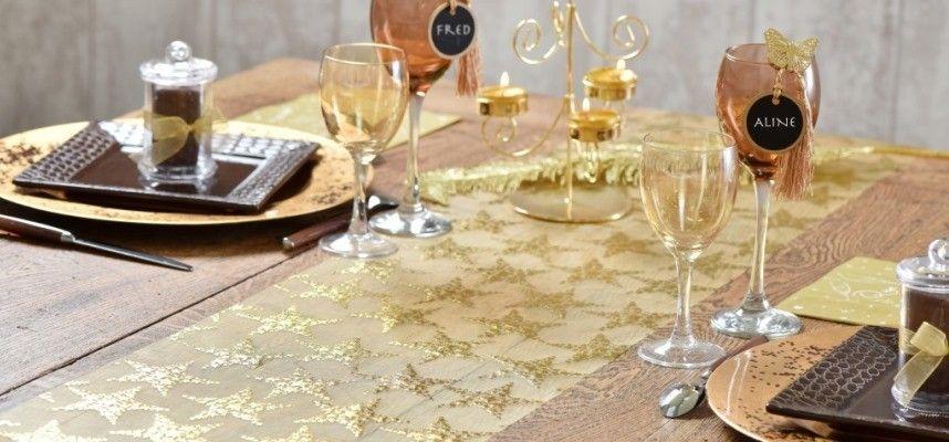Deco Table Reveillon