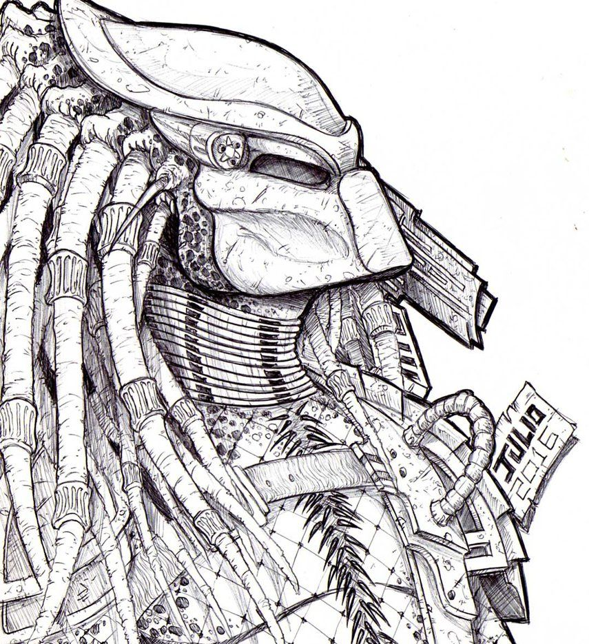 PREDATOR CLASSIC by vandalocomics.deviantart.com on ...