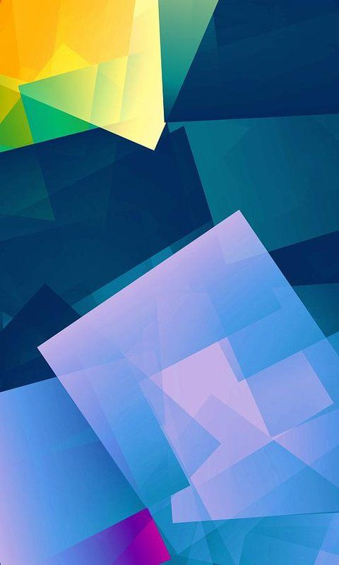 Simple Cubism Abstract 131 Print by Chris Butler. #art #cubism #deco #design #interior #home #Decor #wall #modern #contemporary #homedecor #abstractart