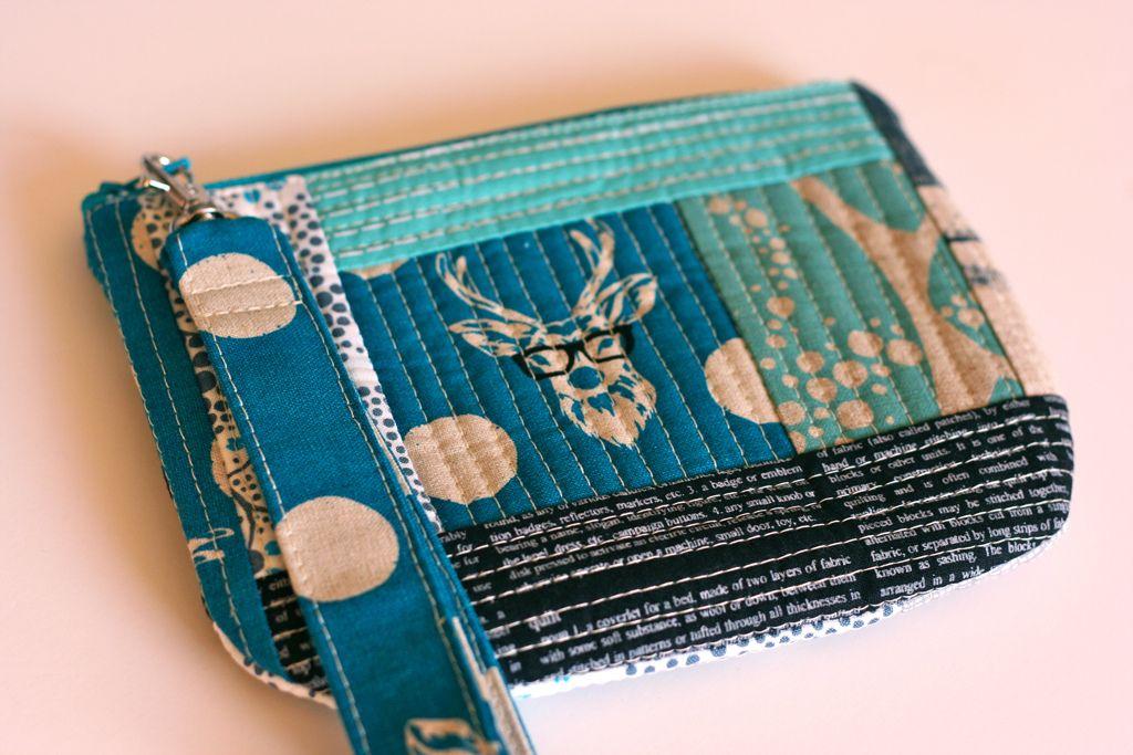 little zip pouch | Flickr - Photo Sharing!