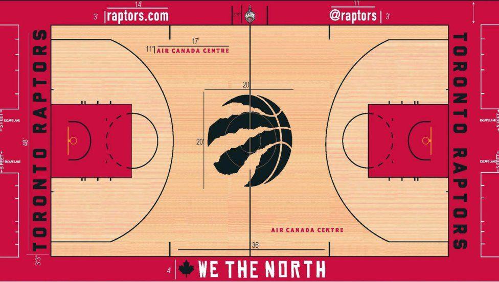 TORONTO RAPTORS Nba, Floor design, Toronto raptors