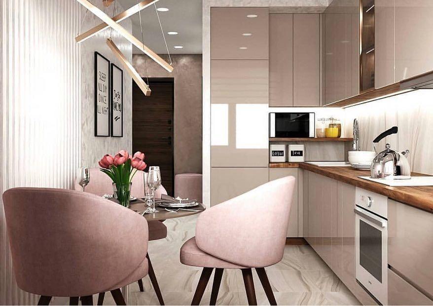 New The 10 Best Home Decor With Pictures تصميم مطبخ صغير مع طاولة طعام رأيكم Modern Rustic Living Room Interior Design Kitchen Home Decor