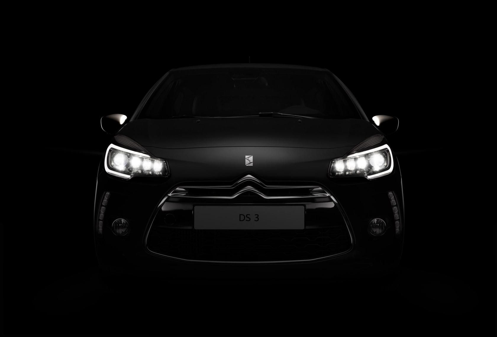 Inspired By The Conceptcar Numero9 And Wildrubis Here Is The New Ds3 New Xenon Full Led Signature