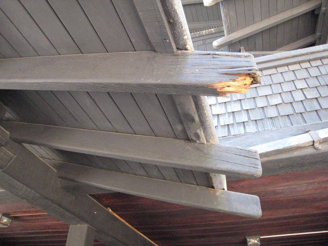 Waterproofing Exposed Rafter Tails Jlc Online Forums