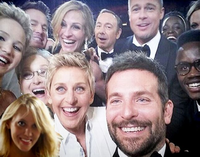 This App Lets You Photoshop Yourself Into Ellen's Famous