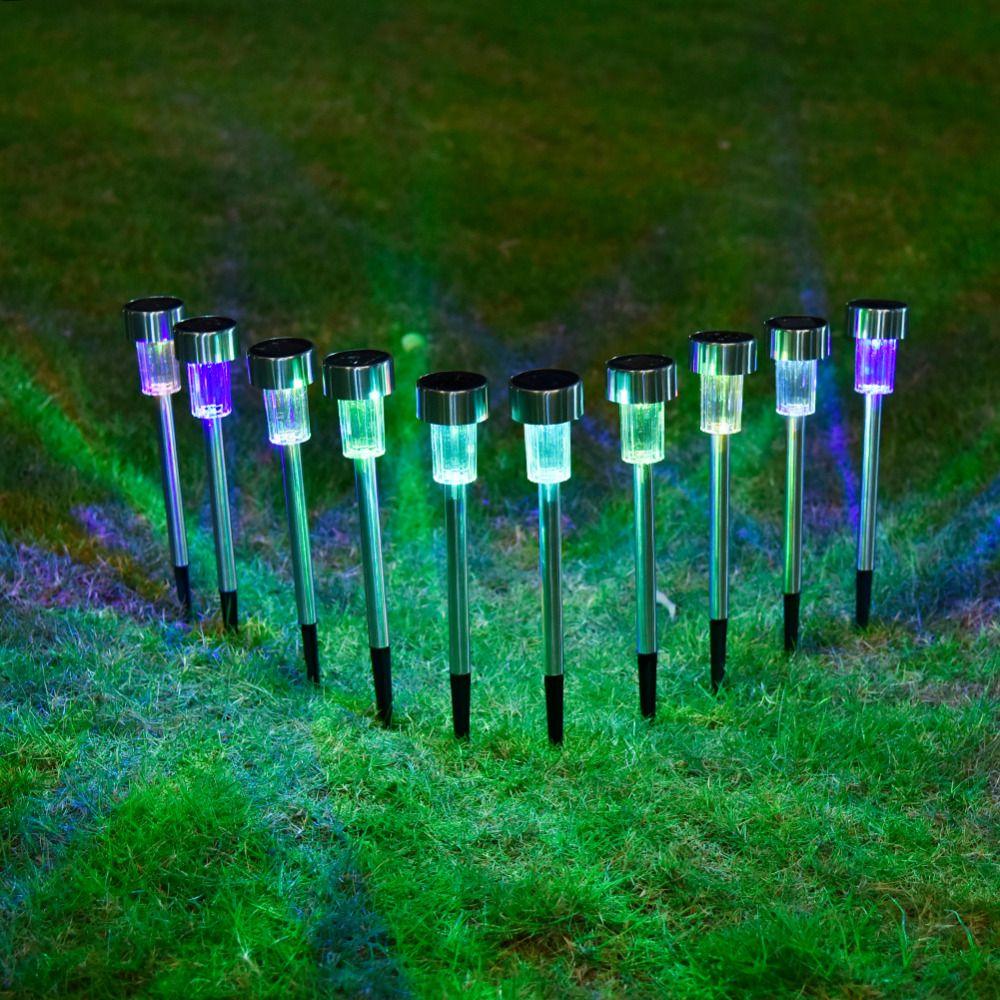 Good Solar Powered Garden Light Garden Decoration 2018 | Garden ...
