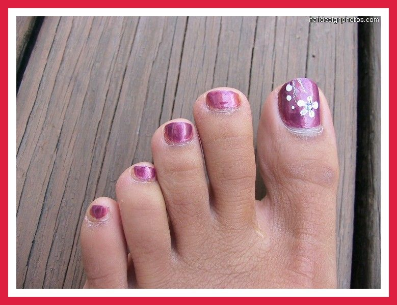 Toe+Nail+Designs+Do+It+Yourself | simple toenail designs do yourself ...