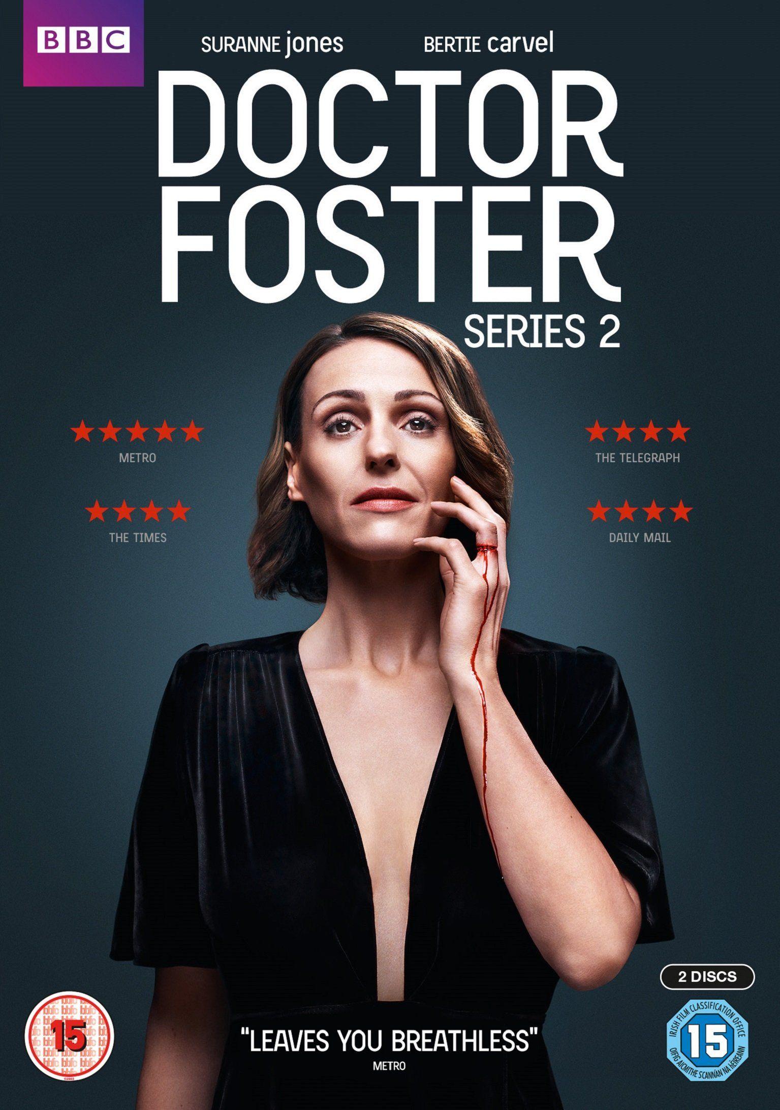 Doctor Foster Series 2 Reino Unido Dvd Series Foster