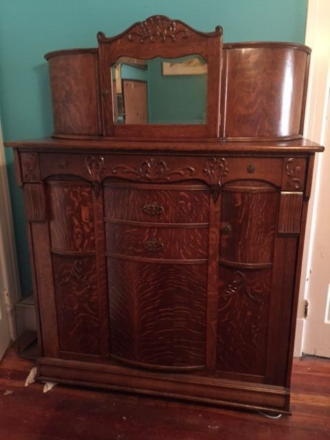 Best Antique Oak Murphy Bed Cabinet Bed Comefortable To Sleep 400 x 300