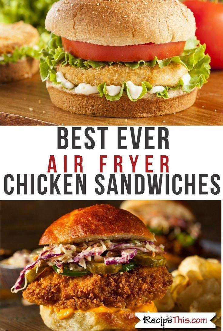 The Best Air Fryer Chicken Recipes Air fryer fried