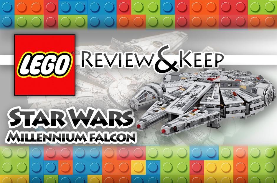 Get a Free Millennium Falcon Lego Set (FREE Millennium