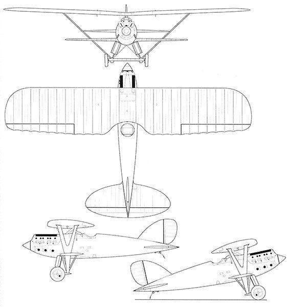 Nieuport-delage Nid 62