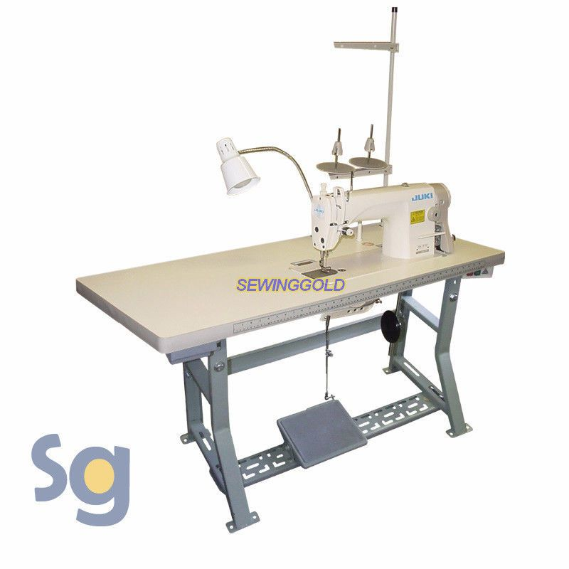 Juki ddl industrial sewing machine with servo motor