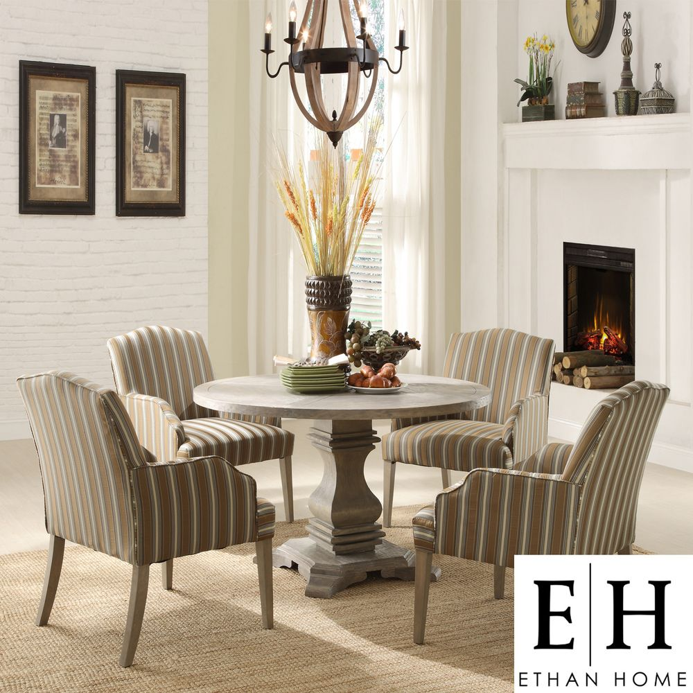 Casual Dining Room Decor Ideas: Bedding, Furniture, Electronics, Jewelry