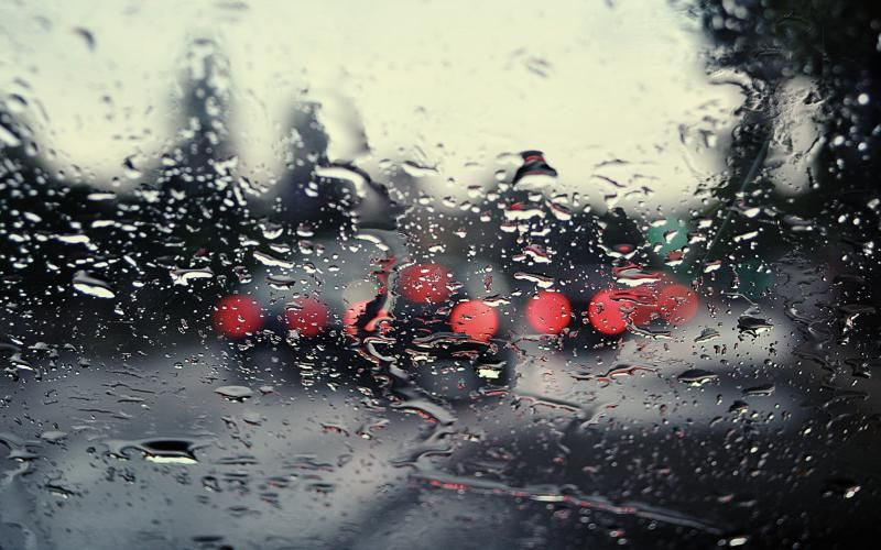 Free Hd Wallpapers For Your Computer Rain On A Car Window