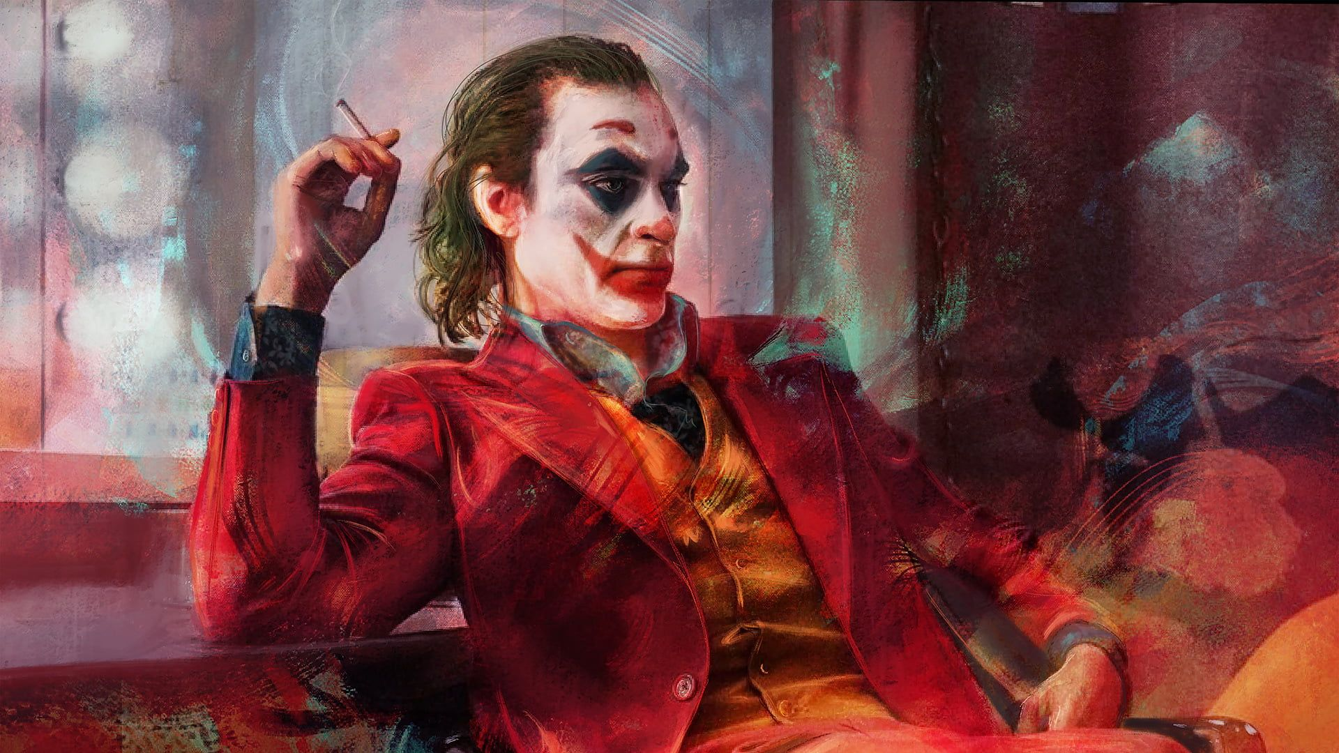 Joker 2019 Movie Joker Joaquin Phoenix Dc Comics Movies 1080p Wallpaper Hdwallpaper Desktop In 2020 Joker Wallpapers Send In The Clowns Joaquin Phoenix