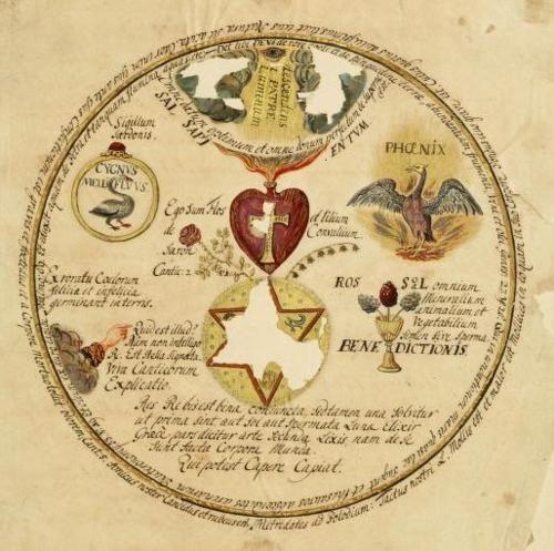 Risultati immagini per Azoth di Basilio Valentino