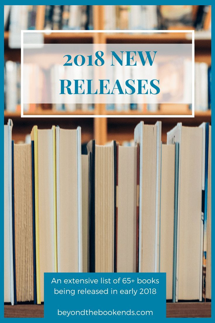 January To March 2018 New Releases We Can T Wait To Read Good